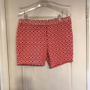 Worthington size 10 printed shorts